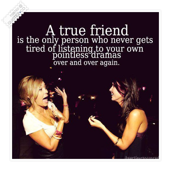 Quotes On Wah A True Friend Is: A True Friend Friendship Quote « QUOTEZ CO
