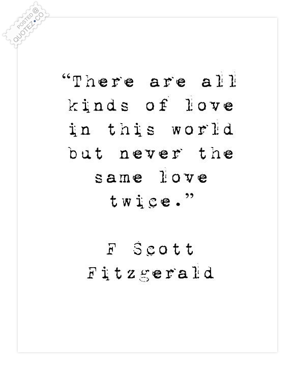 All Kinds Of Love Quote