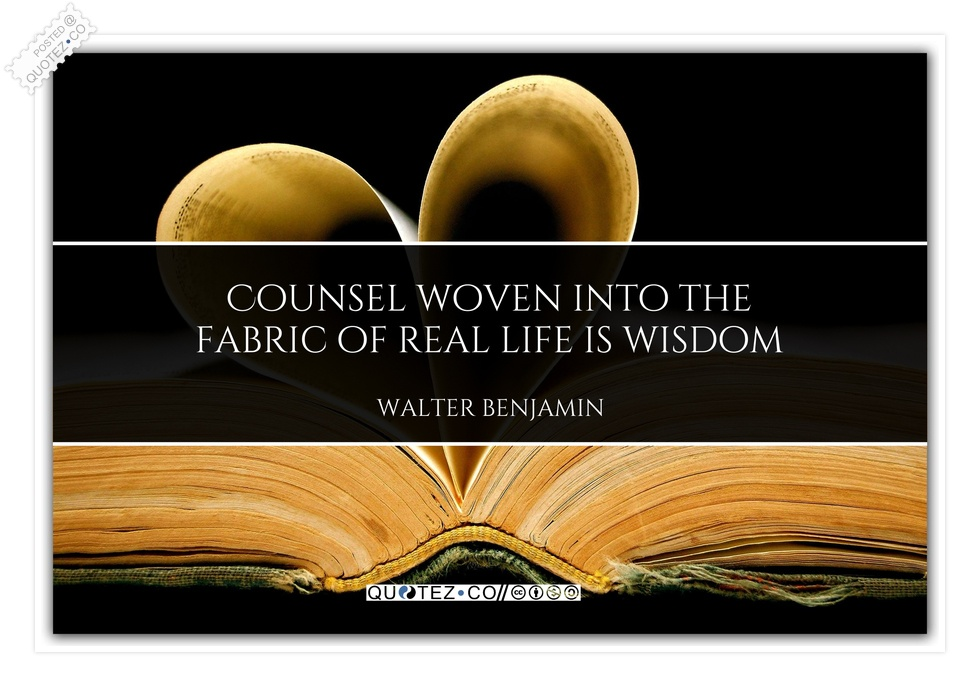 Counsel Quotes & Sayings « QUOTEZ○CO