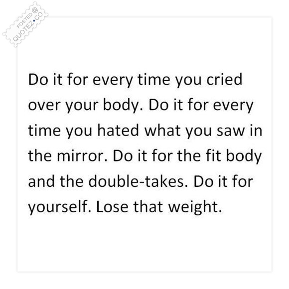 Do It For Yourself Quote