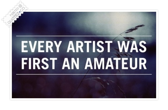 Every Artist Quote
