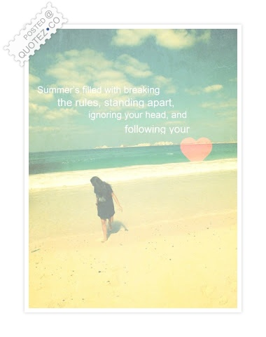 Following Your Heart Quote