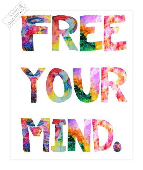 Free Your Mind Happiness Quote QUOTEZ○CO Awesome Free Your Mind Quotes