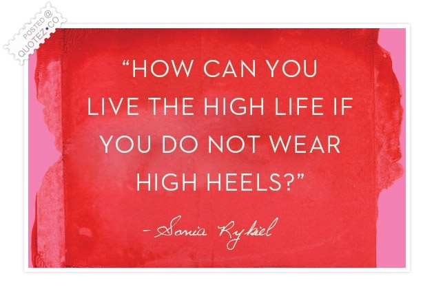 How Can You Live The High Life Quote