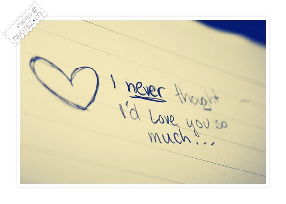 I Love You So Much Quote