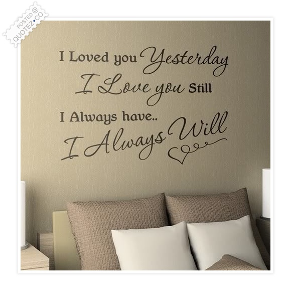 I Will Always Love You Quote