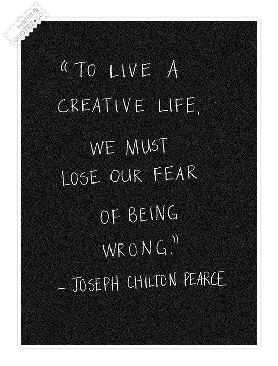 Lose Fear Quote