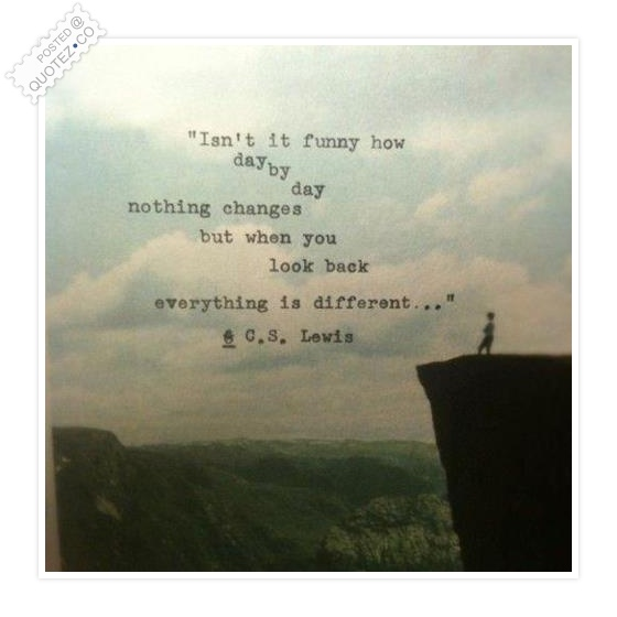 Nothing Changes Life Quote QUOTEZ○CO Magnificent Quotes On Changes In Life