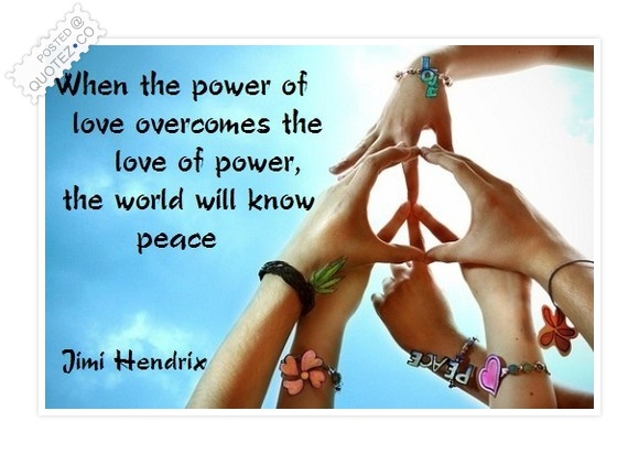 Power Of Love Quote