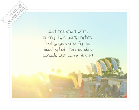 Summer Fun Quote