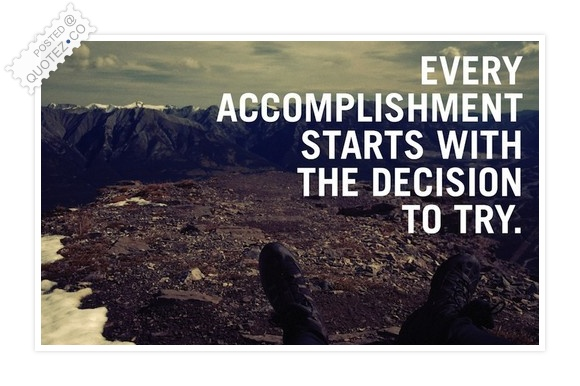 The Decision To Try Quote