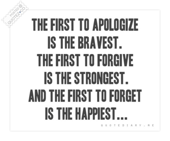 The First To Forget Is The Happiest Quote