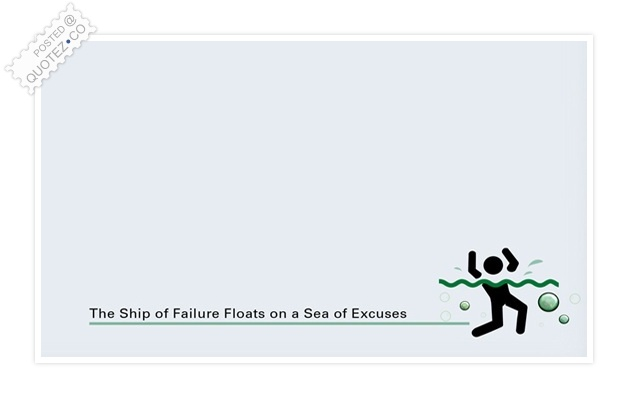The Ship Of Failure Quote