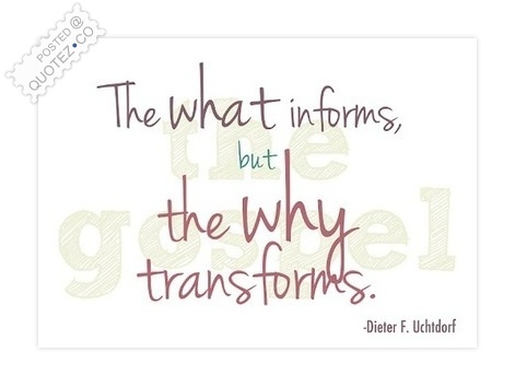 What Informs Quote