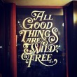 All Good Things Quote