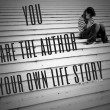 Author Of Your Own Life Story Quote