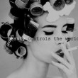 Beauty Controls The World Quote