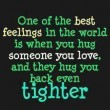 Best Feelings In The World Quote