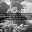 Castle In The Clouds Quote