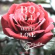 Do It With Love Quote