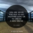 Dream A New Dream Quote