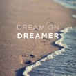 Dream On Dreamer Quote