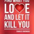 Find What You Love Quote