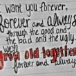 Forever And Always Quote