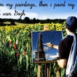 I Dream My Paintings Quote