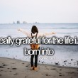 I'm Really Grateful Quote