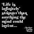 Life Is Infinitely Strange Quote
