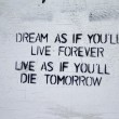 Live As If You Were Die Tomorrow Quote