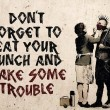Make Some Trouble Quote