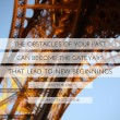 Obstacles Of Your Past Quote