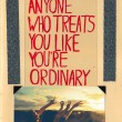 Ordinary Quote