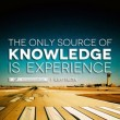 Source Of Knowledge Is Experience Quote