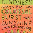 Spark Of Kindness Quote