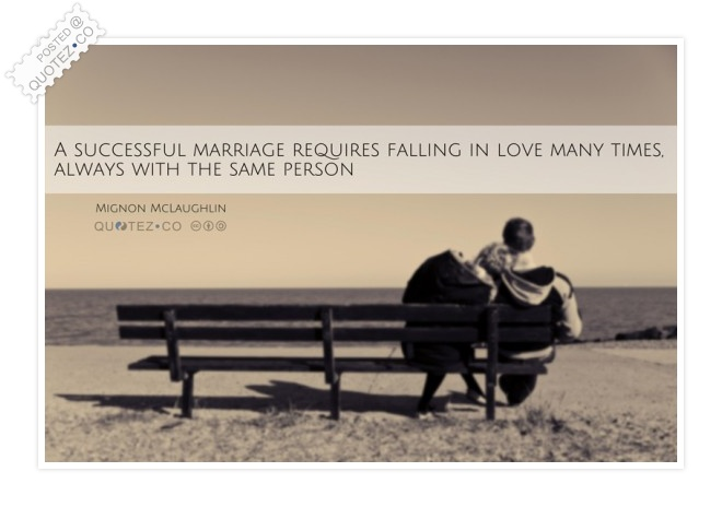 Successful Marriage Quote