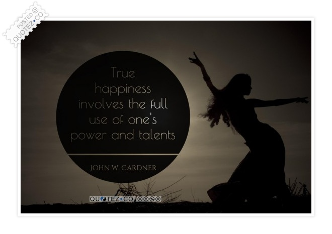 Talents Quote