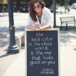 The Best Color Quote