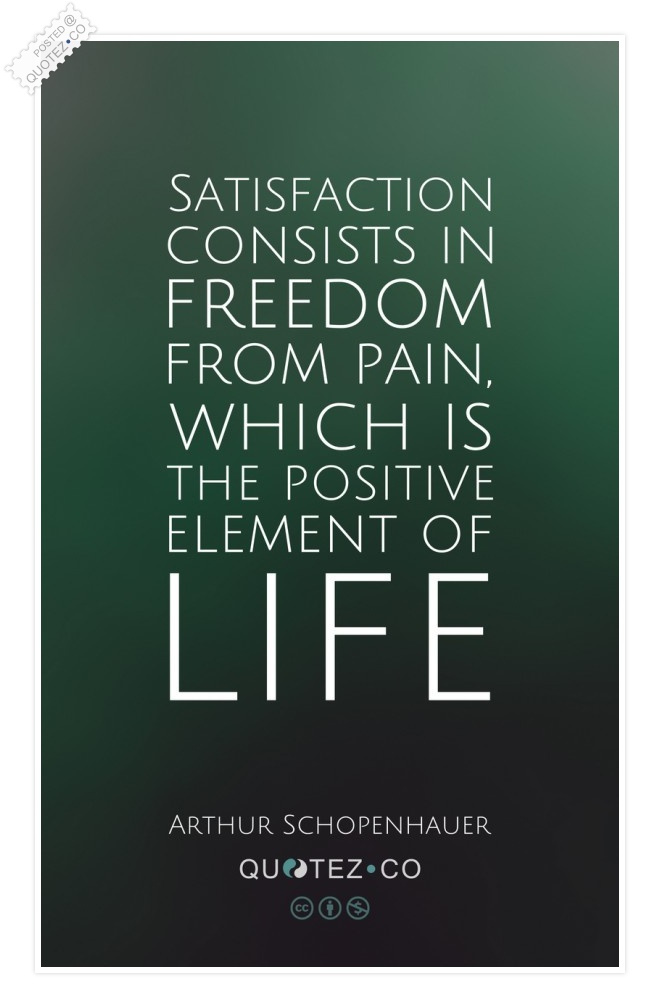 The Positive Element Of Life (Green) Quote