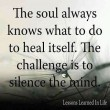 The Soul Always Knows Quote