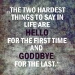 The Two Hardest Quote