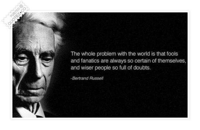 The Whole Problem With The World Quote