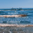 Things We Should Forget Quote