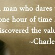 Value Of Life Quote