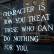 What Is Character Quote
