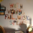 Where Words Fail Music Speaks Quote
