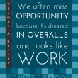 Why We Miss Opportunity Quote