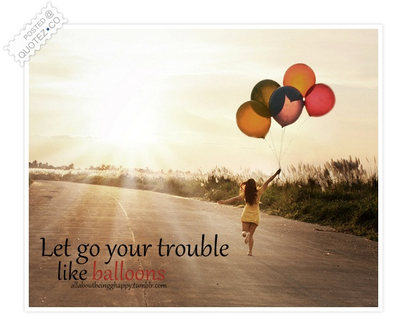 Trouble Quote